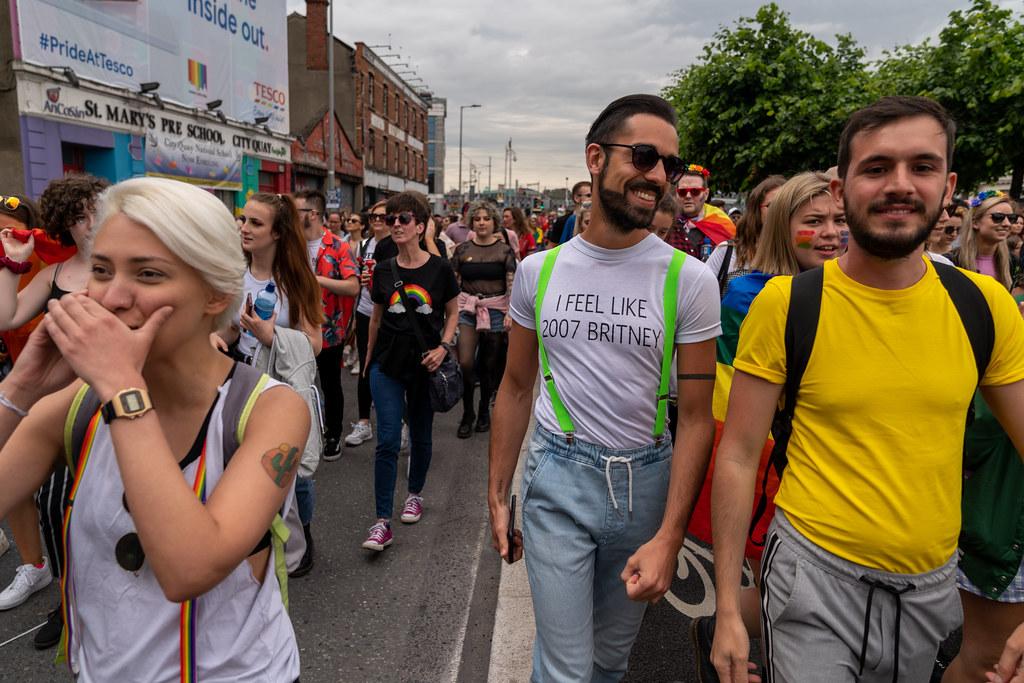 DUBLIN PRIDE FESTIVAL 2019 [THE ACTUAL PARADE]-153670