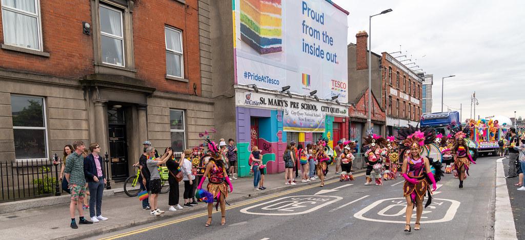 DUBLIN PRIDE FESTIVAL 2019 [THE ACTUAL PARADE]-153642