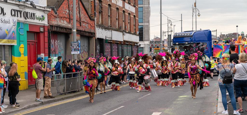 DUBLIN PRIDE FESTIVAL 2019 [THE ACTUAL PARADE]-153639