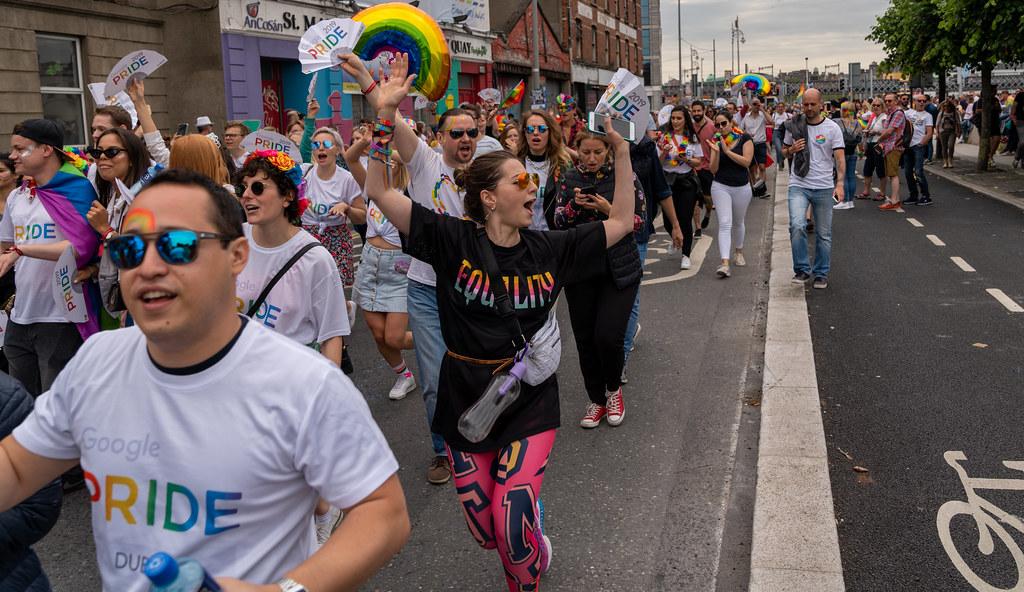 DUBLIN PRIDE FESTIVAL 2019 [THE ACTUAL PARADE]-153632