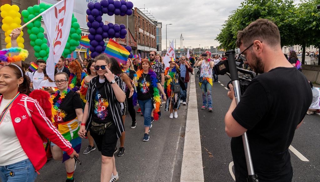 DUBLIN PRIDE FESTIVAL 2019 [THE ACTUAL PARADE]-153616