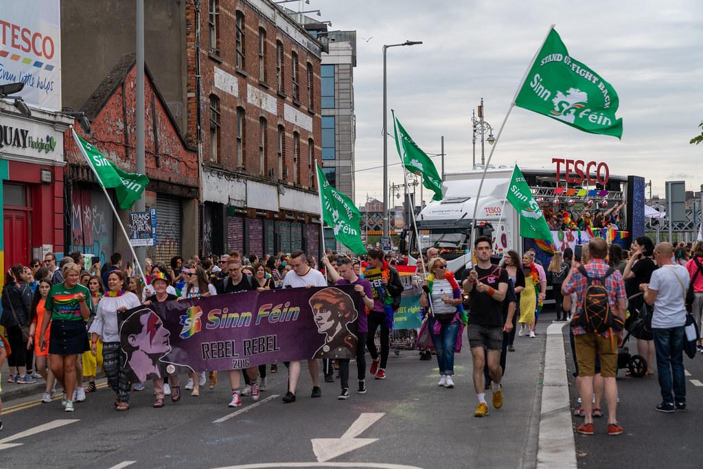 DUBLIN PRIDE FESTIVAL 2019 [THE ACTUAL PARADE]-153612
