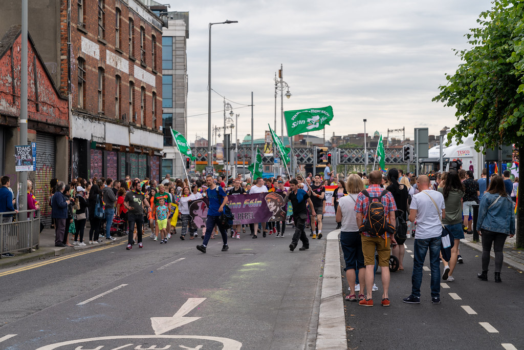 DUBLIN PRIDE FESTIVAL 2019 [THE ACTUAL PARADE]-153610