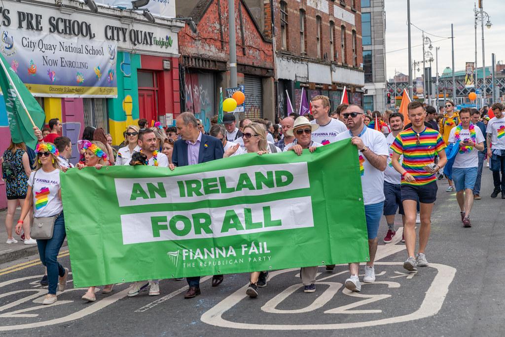 DUBLIN PRIDE FESTIVAL 2019 [THE ACTUAL PARADE]-153606