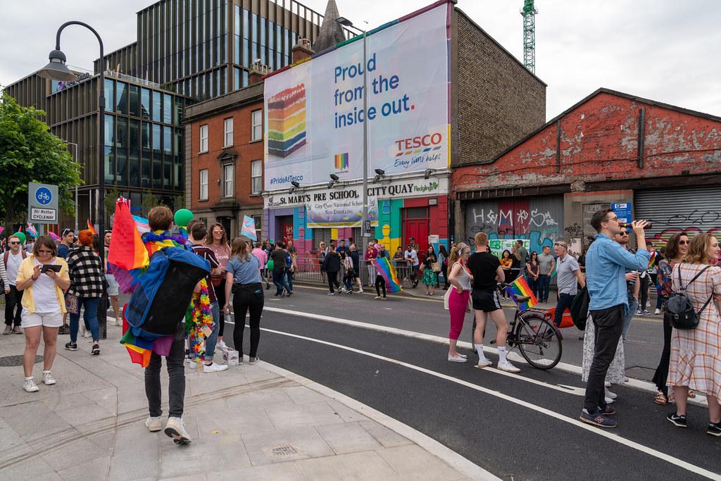 DUBLIN PRIDE FESTIVAL 2019 [THE ACTUAL PARADE]-153604