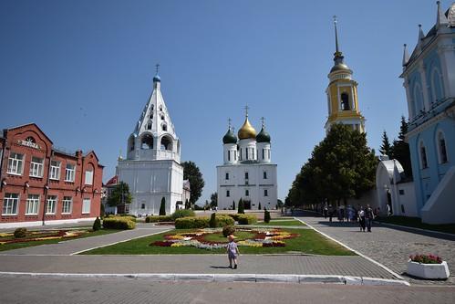 Cathedral Square (Соборная площадь)