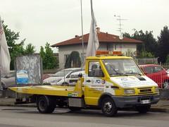 Iveco Turbodaily 35.10 2.8 TD 1998 (LorenzoSSC) Tags: iveco 1998 3510 autocarro turbodaily passomedio 28 td