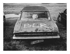 171022_142857_oly-PEN-f_antwerpen (A Is To B As B Is To C) Tags: aistobasbistoc b belgië belgium antwerpen antwerp cockerillkaai kaaien schelde river kasseien car oldtimer decay rust blr dobbelsteen johnny olympus penf bw blackwhite blackandwhite monochrome