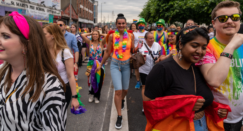 DUBLIN LGBTQ PRIDE PARADE 2019 [PHOTOGRAPHED AT CITY QUAY JUNE 29]-153688