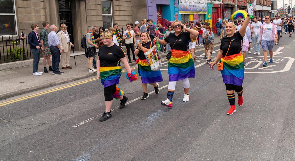DUBLIN LGBTQ PRIDE PARADE 2019 [PHOTOGRAPHED AT CITY QUAY JUNE 29]-153684