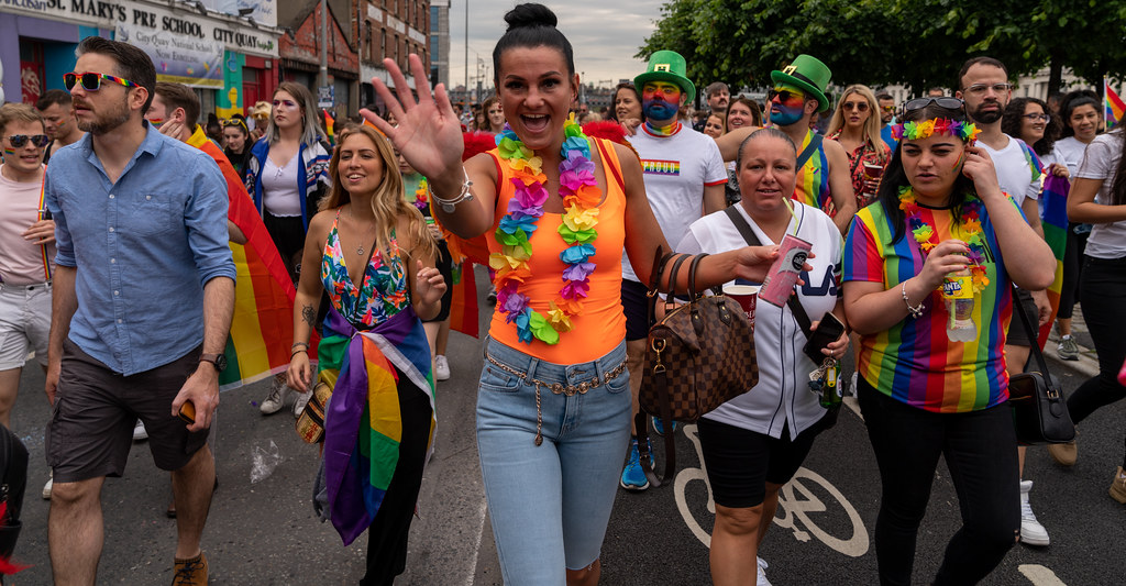DUBLIN LGBTQ PRIDE PARADE 2019 [PHOTOGRAPHED AT CITY QUAY JUNE 29]-153689
