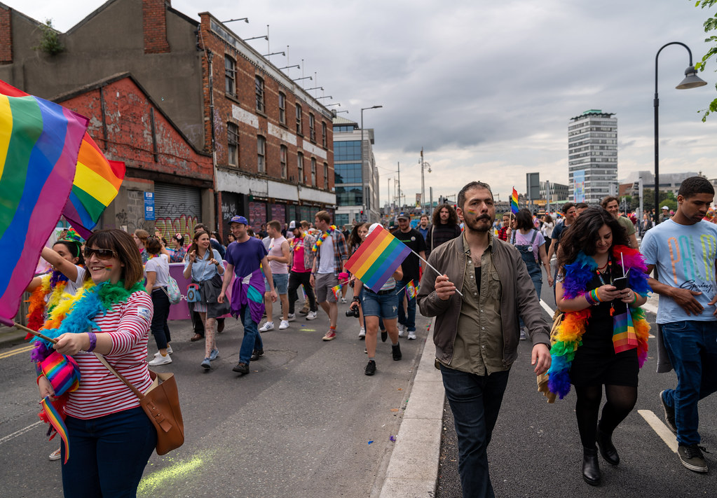DUBLIN LGBTQ PRIDE PARADE 2019 [PHOTOGRAPHED AT CITY QUAY JUNE 29]-153775