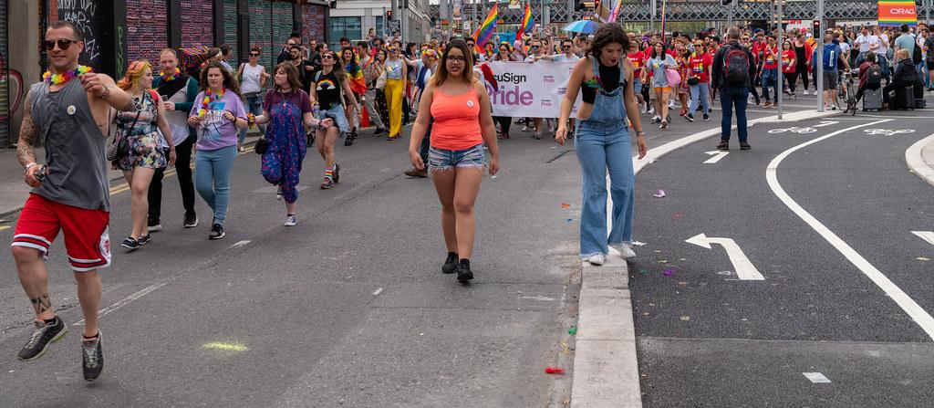 DUBLIN LGBTQ PRIDE PARADE 2019 [PHOTOGRAPHED AT CITY QUAY JUNE 29]-153774