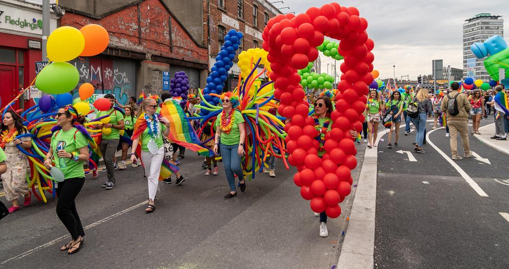 DUBLIN LGBTQ PRIDE PARADE 2019 [PHOTOGRAPHED AT CITY QUAY JUNE 29]-153763