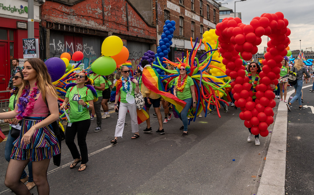 DUBLIN LGBTQ PRIDE PARADE 2019 [PHOTOGRAPHED AT CITY QUAY JUNE 29]-153762