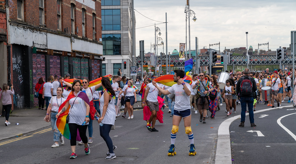 DUBLIN LGBTQ PRIDE PARADE 2019 [PHOTOGRAPHED AT CITY QUAY JUNE 29]-153753