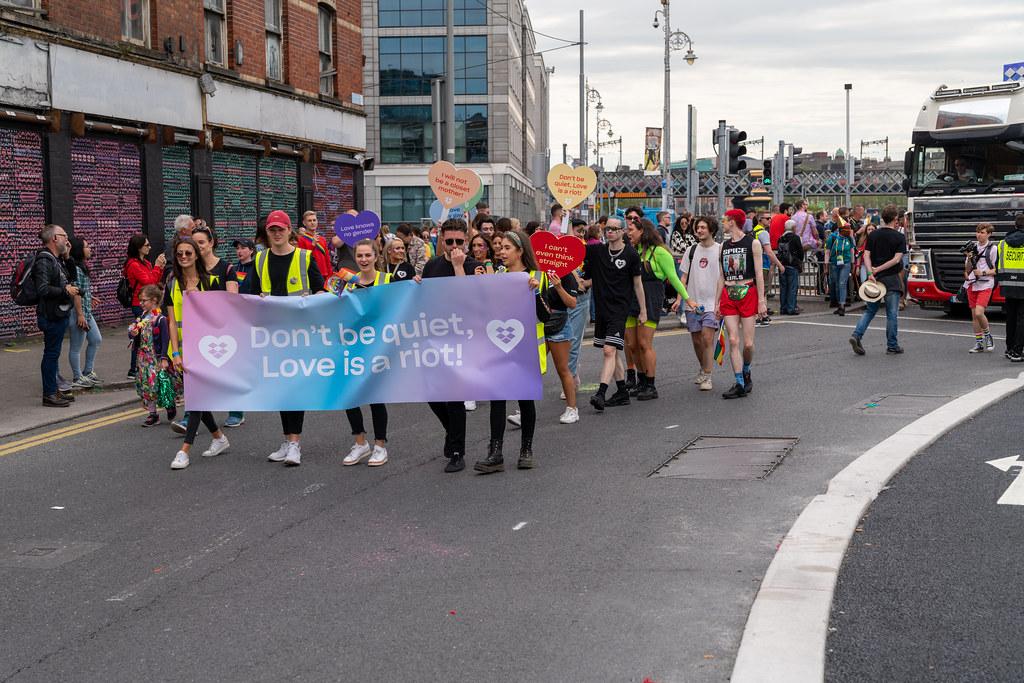 DUBLIN LGBTQ PRIDE PARADE 2019 [PHOTOGRAPHED AT CITY QUAY JUNE 29]-153749