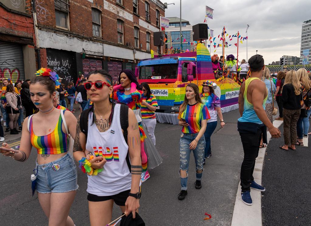 DUBLIN LGBTQ PRIDE PARADE 2019 [PHOTOGRAPHED AT CITY QUAY JUNE 29]-153718
