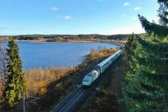 DJI_0343 (Jani Järviluoto) Tags: orivesi–jyväskylä sr2 ic ic142