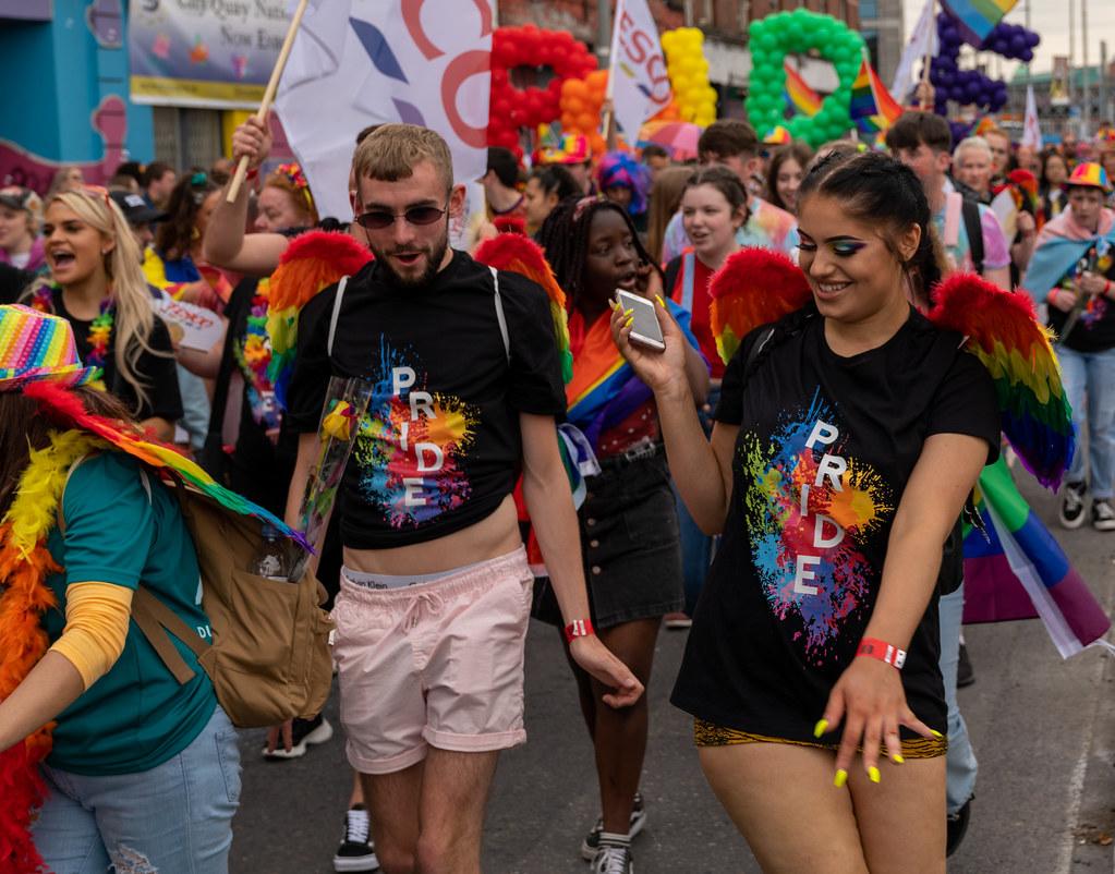 DUBLIN LGBTQ PRIDE PARADE 2019 [PHOTOGRAPHED AT CITY QUAY JUNE 29]-153679