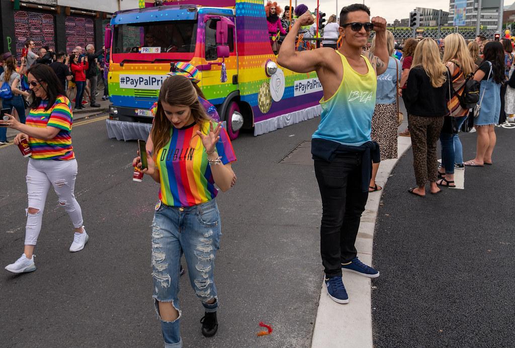 DUBLIN LGBTQ PRIDE PARADE 2019 [PHOTOGRAPHED AT CITY QUAY JUNE 29]-153719