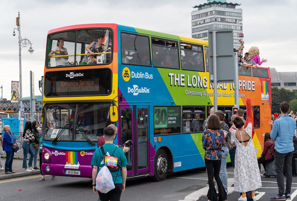 DUBLIN LGBTQ PRIDE PARADE 2019 [PHOTOGRAPHED AT CITY QUAY JUNE 29]-153733