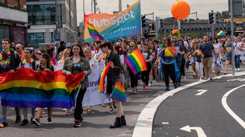 DUBLIN LGBTQ PRIDE PARADE 2019 [PHOTOGRAPHED AT CITY QUAY JUNE 29]-153786