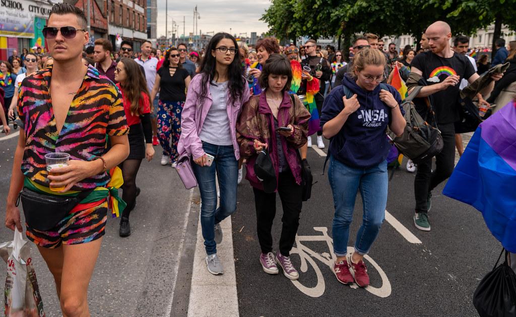DUBLIN LGBTQ PRIDE PARADE 2019 [PHOTOGRAPHED AT CITY QUAY JUNE 29]-153685