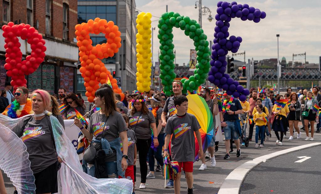 DUBLIN LGBTQ PRIDE PARADE 2019 [PHOTOGRAPHED AT CITY QUAY JUNE 29]-153779