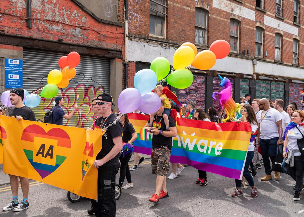 DUBLIN LGBTQ PRIDE PARADE 2019 [PHOTOGRAPHED AT CITY QUAY JUNE 29]-153776