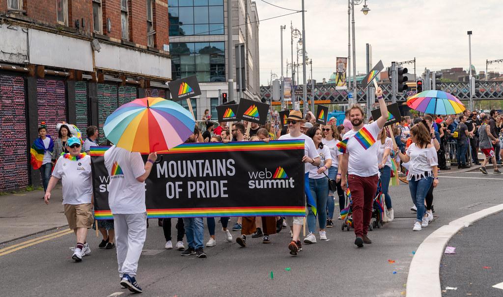 DUBLIN LGBTQ PRIDE PARADE 2019 [PHOTOGRAPHED AT CITY QUAY JUNE 29]-153773