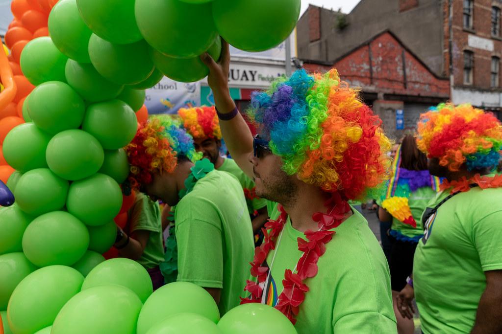 DUBLIN LGBTQ PRIDE PARADE 2019 [PHOTOGRAPHED AT CITY QUAY JUNE 29]-153770