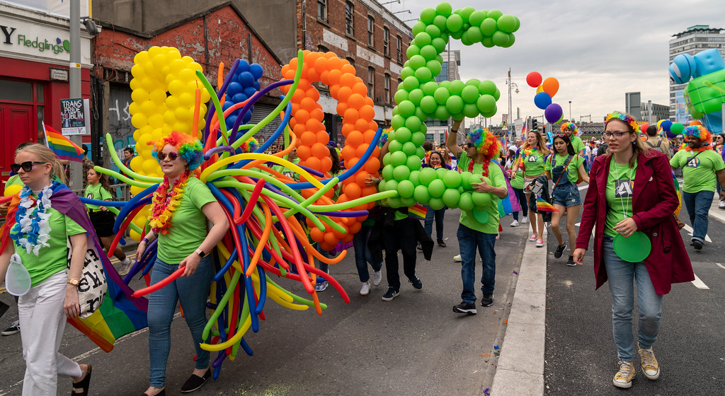 DUBLIN LGBTQ PRIDE PARADE 2019 [PHOTOGRAPHED AT CITY QUAY JUNE 29]-153764