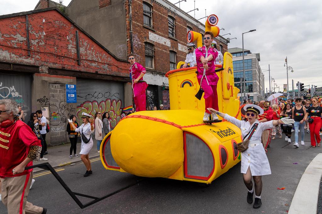 DUBLIN LGBTQ PRIDE PARADE 2019 [PHOTOGRAPHED AT CITY QUAY JUNE 29]-153698