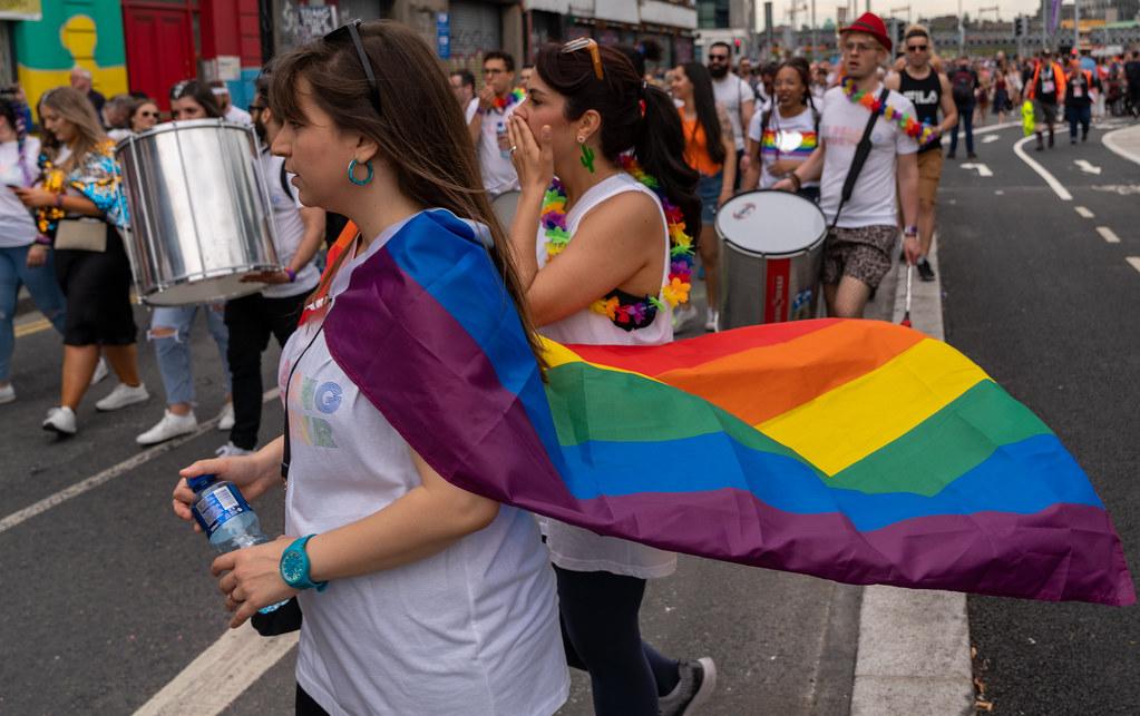 DUBLIN LGBTQ PRIDE PARADE 2019 [PHOTOGRAPHED AT CITY QUAY JUNE 29]-153756