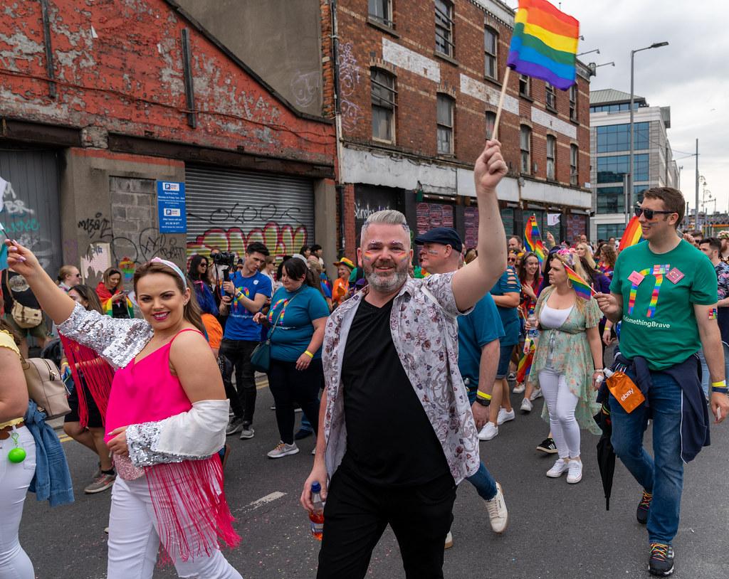 DUBLIN LGBTQ PRIDE PARADE 2019 [PHOTOGRAPHED AT CITY QUAY JUNE 29]-153743