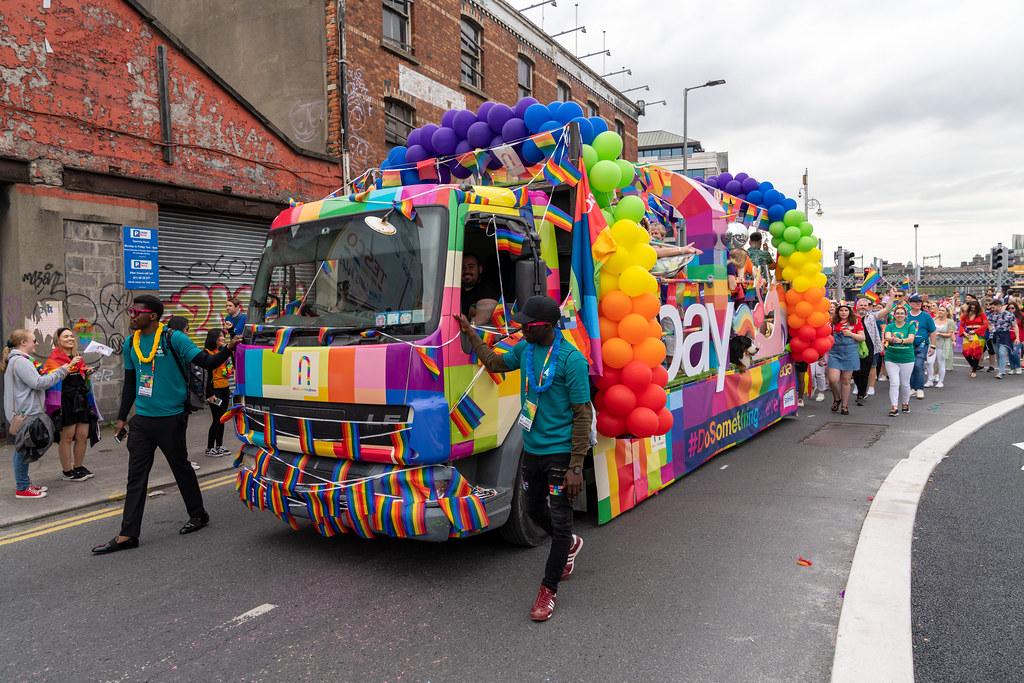 DUBLIN LGBTQ PRIDE PARADE 2019 [PHOTOGRAPHED AT CITY QUAY JUNE 29]-153739