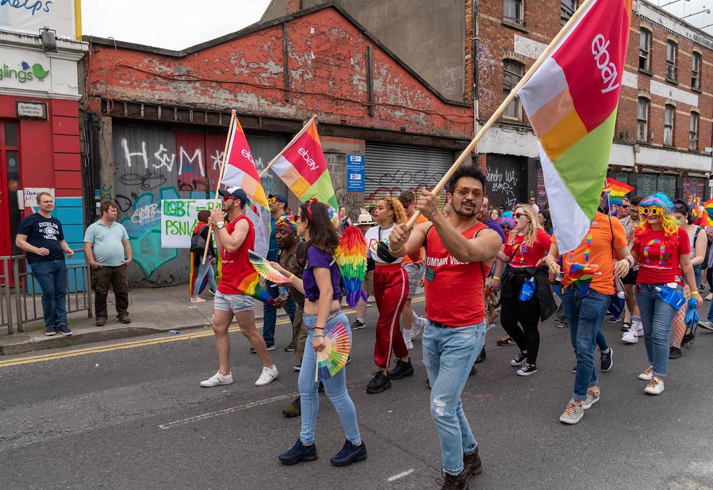 DUBLIN LGBTQ PRIDE PARADE 2019 [PHOTOGRAPHED AT CITY QUAY JUNE 29]-153735