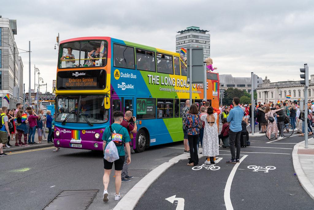 DUBLIN LGBTQ PRIDE PARADE 2019 [PHOTOGRAPHED AT CITY QUAY JUNE 29]-153734