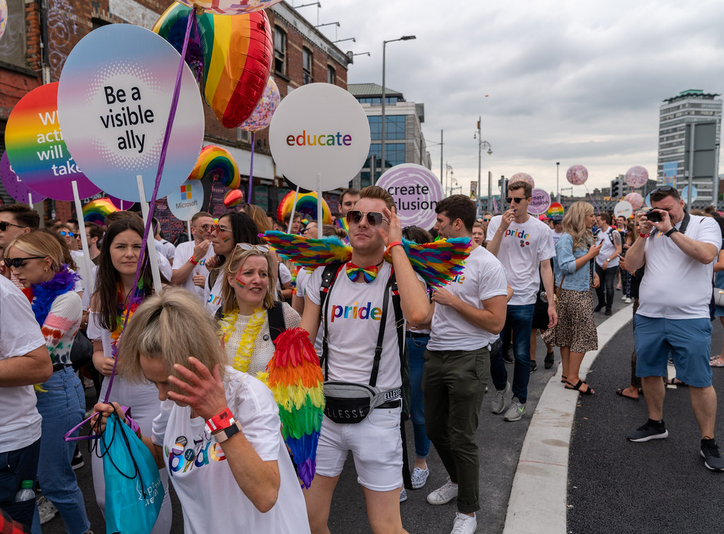 DUBLIN LGBTQ PRIDE PARADE 2019 [PHOTOGRAPHED AT CITY QUAY JUNE 29]-153717
