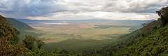Ngorongoro Crater, Tanzania (Markus Hill) Tags: arusha tansania ngorongoro crater view travel canon 2019 panorama landscape krater nature tanzania africa afrika eastafrica ostafrika riftvalley