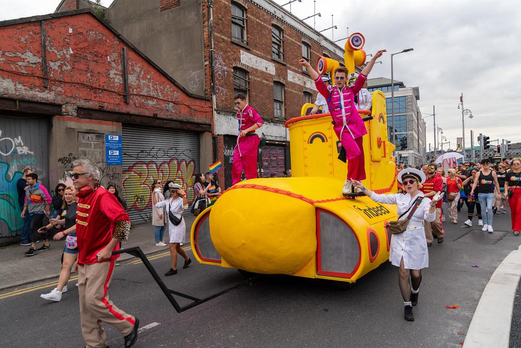 DUBLIN LGBTQ PRIDE PARADE 2019 [PHOTOGRAPHED AT CITY QUAY JUNE 29]-153697