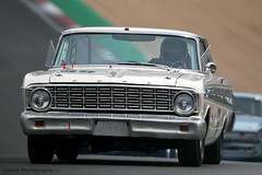 Ford Falcon Sprint ({House} Photography) Tags: bernies v8s v8 american speedfest brands hatch uk kent fawkham race racing motorsport motor sport car automotive housephotography timothyhouse canon 70d sigma 150600 contemporary ford falcon sprint
