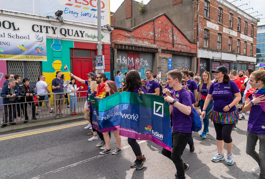 DUBLIN LGBTQ PRIDE PARADE 2019 [NEAR MOSS STREET - TALBOT BRIDGE]-153932