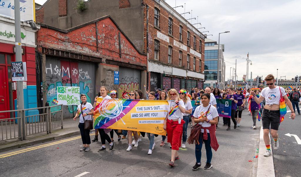 DUBLIN LGBTQ PRIDE PARADE 2019 [NEAR MOSS STREET - TALBOT BRIDGE]-153931