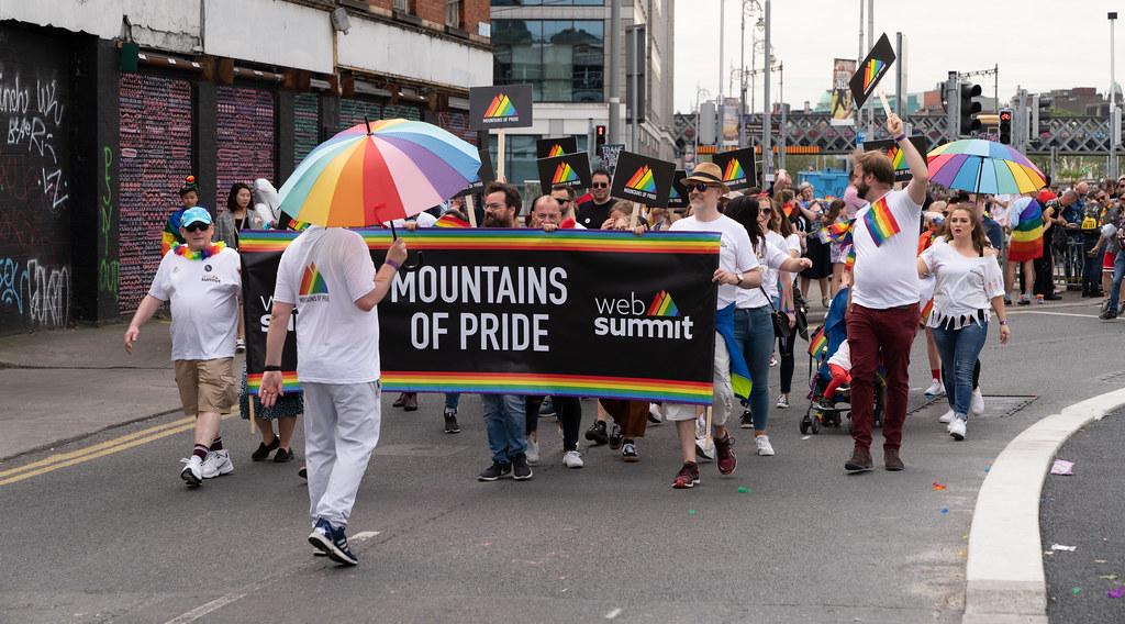 DUBLIN LGBTQ PRIDE PARADE 2019 [NEAR MOSS STREET - TALBOT BRIDGE]-153929