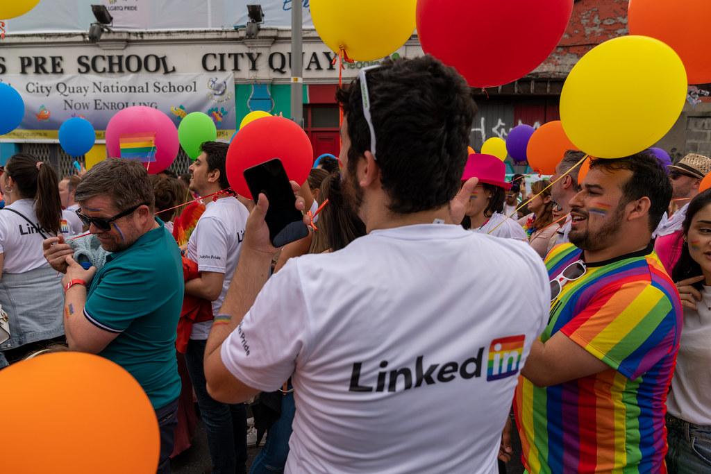 DUBLIN LGBTQ PRIDE PARADE 2019 [NEAR MOSS STREET - TALBOT BRIDGE]-153907
