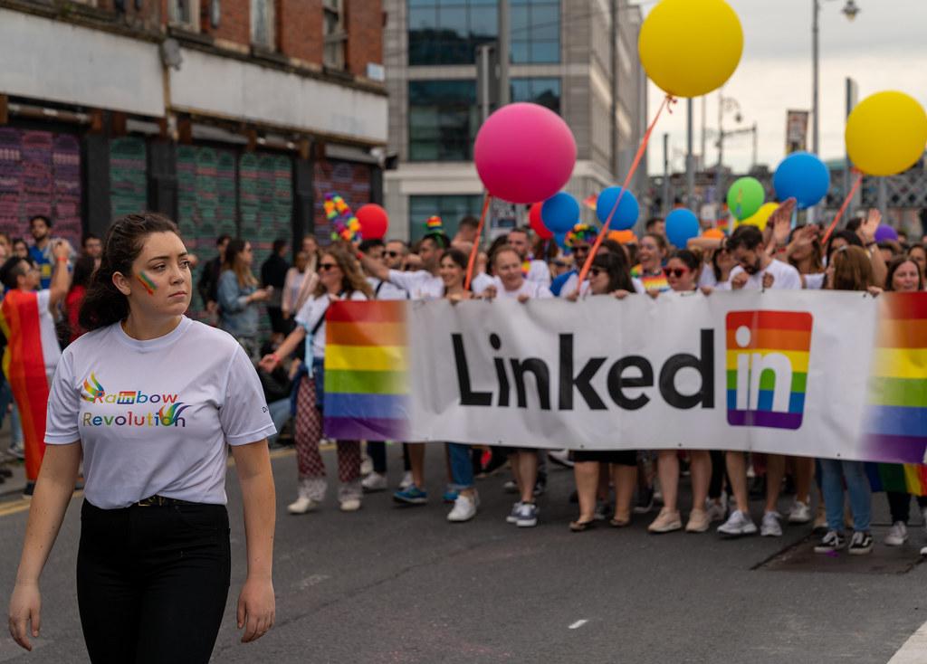 DUBLIN LGBTQ PRIDE PARADE 2019 [NEAR MOSS STREET - TALBOT BRIDGE]-153900