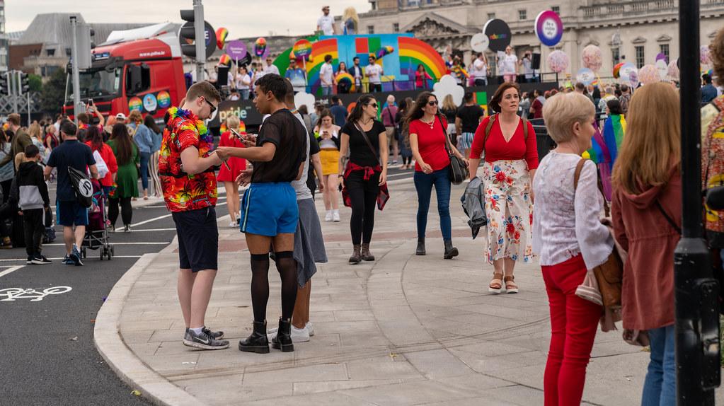 DUBLIN LGBTQ PRIDE PARADE 2019 [NEAR MOSS STREET - TALBOT BRIDGE]-153898