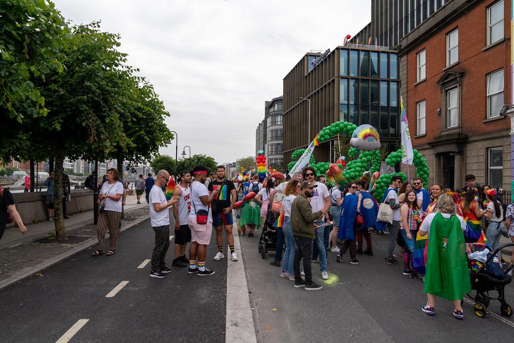 DUBLIN LGBTQ PRIDE PARADE 2019 [NEAR MOSS STREET - TALBOT BRIDGE]-153895